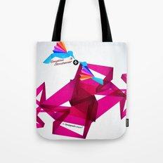 Paper Birds Tote Bag