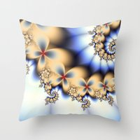 evolution Throw Pillows featuring Evolution by Best Light Images