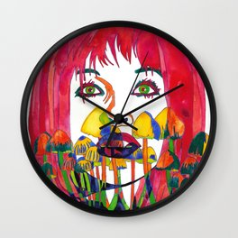 In Dreams I Talk to You Wall Clock
