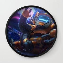 Nunu Bot League Of Legends Wall Clock