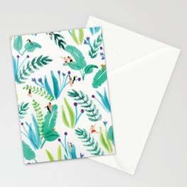 Toucan jungle Stationery Cards