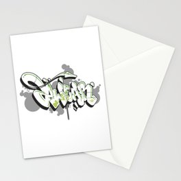 2wear Mesk fresh graffiti style Stationery Cards