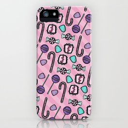 Candypalooza iPhone Case