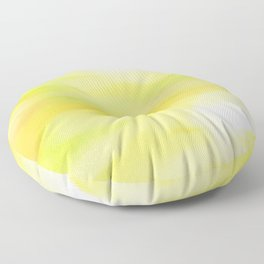 Sunny Landscape Floor Pillow