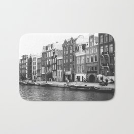 Love, Amsterdam Bath Mat