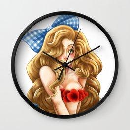 ApplOz Wall Clock