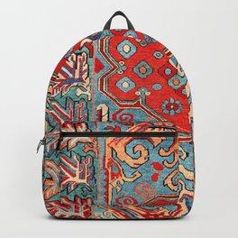 Zeikhur Kuba East Caucasus Rug Print Backpack