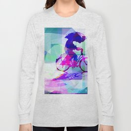Puple rain Long Sleeve T-shirt