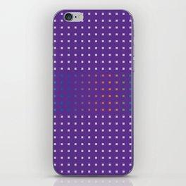 Pattern_B07 iPhone Skin