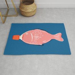 Abstraction_Little_Fish_Sauce_Minimalism_001 Rug