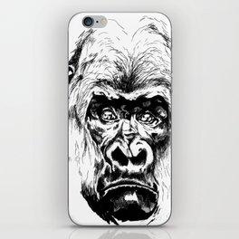Gary the Gorilla iPhone Skin