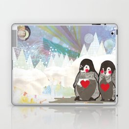 Baby Penguins Laptop & iPad Skin