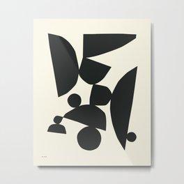 SILHOUETTE (2) Metal Print