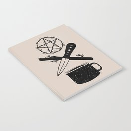 DELUXEWITCH Tarot Suits Notebook