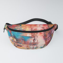 MOdern ABstract Fanny Pack