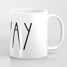 FRIYAY coffee mug Coffee Mug