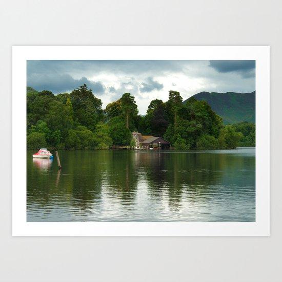 Views From Keswick Art Print