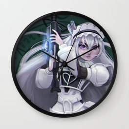 Chaika Wall Clock
