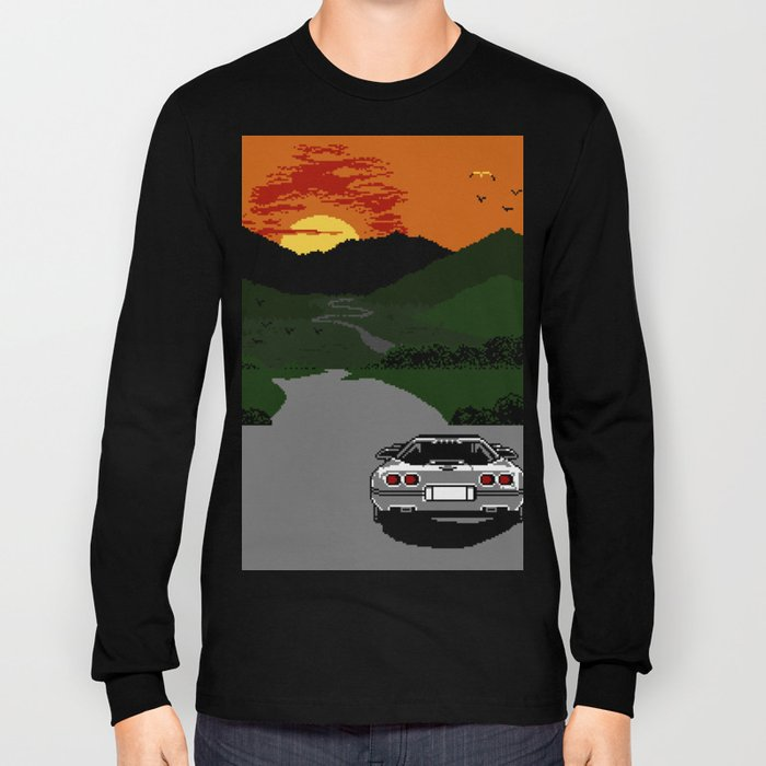 Trip  on  a  Silver  Desire Long Sleeve T-shirt