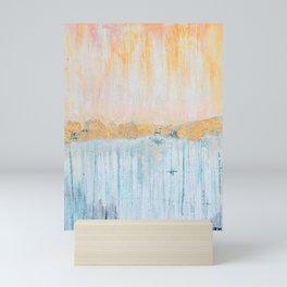 PASSION Mini Art Print