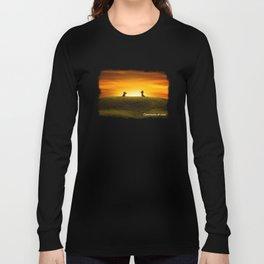 """El Encuentro"" Long Sleeve T-shirt"
