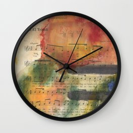 Maybe Lollipops Wall Clock