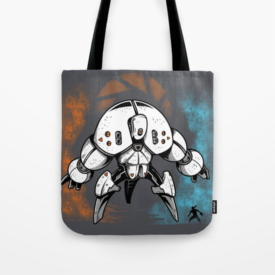 Last Boss Tote Bag