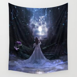 Yours to Hold Wall Tapestry