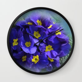 the beauty of a summerday -70- Wall Clock
