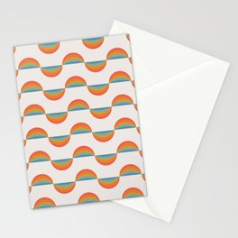 Lau Pattern X Stationery Cards