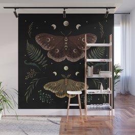Saturnia Pavonia Wall Mural