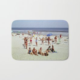 1960's Wildwood NJ Beach, Bath Mat