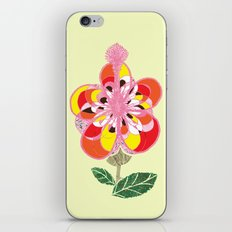 These Bloomed When We First Kissed iPhone Skin