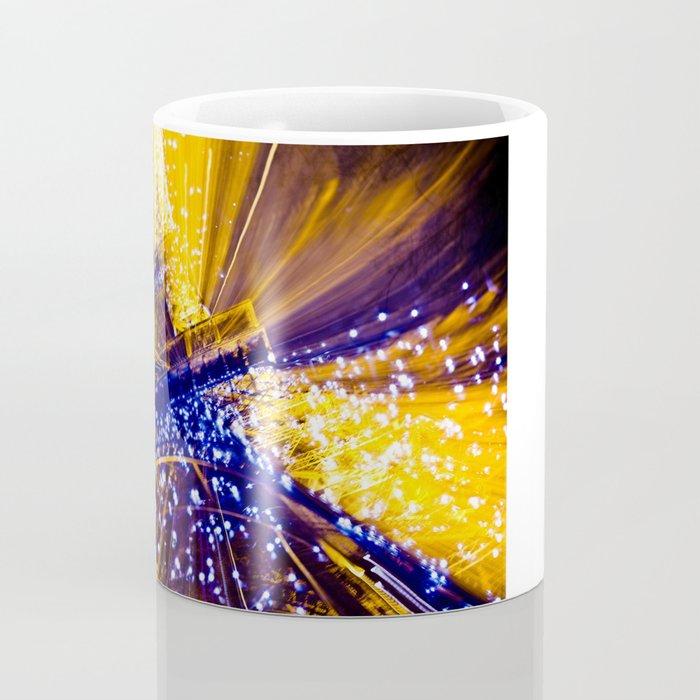 Supernova Eiffel Coffee Mug
