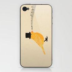 Classical Canary  iPhone & iPod Skin