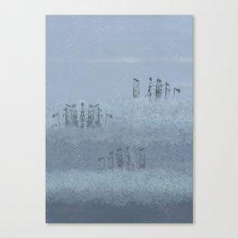 Crystal City Canvas Print