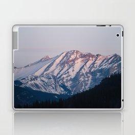 Golden Hour in the Rockies Laptop & iPad Skin