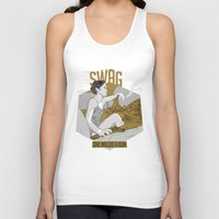 swag Tank Tops featuring SWAG by RJ Artworks