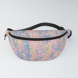i am so glad you exist in pastel Fanny Pack