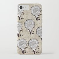 blueprint iPhone & iPod Cases featuring Blueprint Pods by Finn Wild