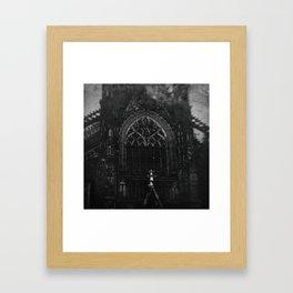 monument I Framed Art Print