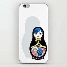 A Nester Named Andy iPhone Skin