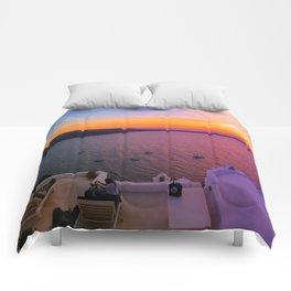 majestic Sunset Comforters