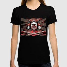 Samurai Flag T-shirt