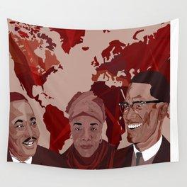 Martin Maya Malcolm Wall Tapestry