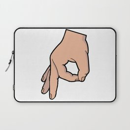 The Circle Game Laptop Sleeve