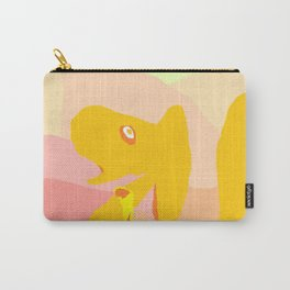 Scared Camel Carry-All Pouch