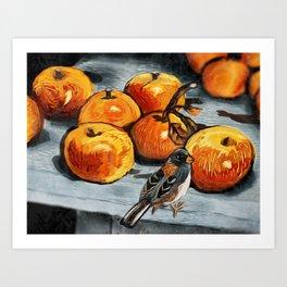 Song of Fall Art Print