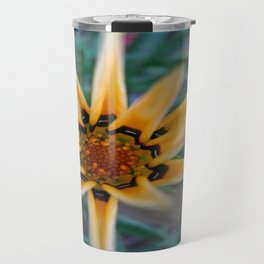abstract flower Travel Mug