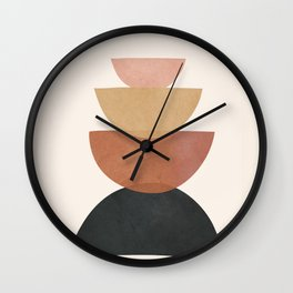 Element Balance Wall Clock